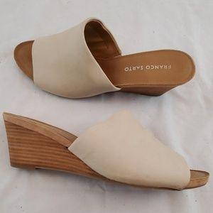 Franco Sarto Diego Wedge Sandals